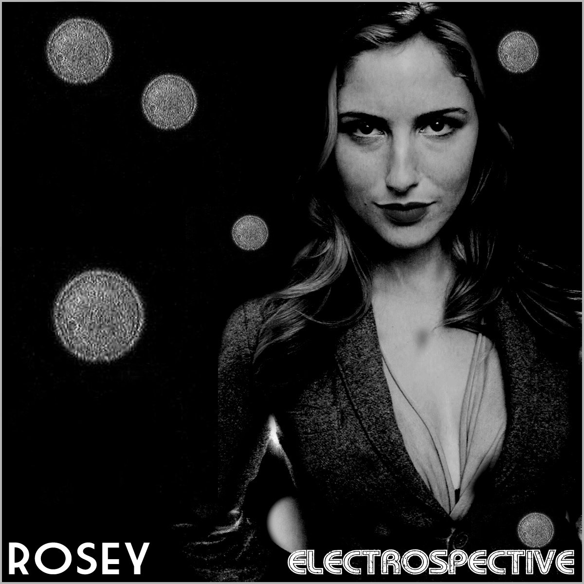 rosey electronic record Electrospective featuring roseymusis on music production songs with govinda, beat ventriloquists, carmen rizzo, bruno guez, david wilder